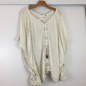 Free People Oversized Top ❣️